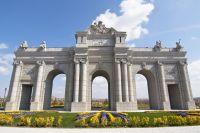 Monuments européens miniatures parque europa Madrid