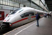 Sanierung der ICE-Strecke Mannheim-Stuttgart