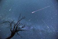 Perseiden und Mondfinsternis im August
