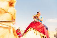 Arabia visti turistici donne viaggiano sole