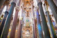 A quoi s'attendre à l'intérieur de la Sagrada Familia