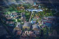 Bientôt un espace Marvel, Reine des Neiges et Star Wars à Disney