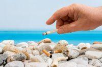 gouvernement dit stop aux mégots plages
