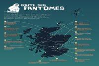 Écosse la route des fantômes