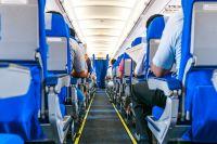 Un fantôme aperçu dans la cabine d'un avion