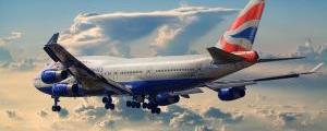 FLIGHT: A British Airways Boeing 777 almost reached supersonic speeds on its journey from New York to London, flying the route in just 5 hours 16 minutes.