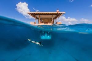 Zanzibar : la chambre du lagon