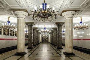 Les 10 plus belles stations de métro du monde