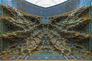 Spektakuläre Mosaiken in Irans Moscheen