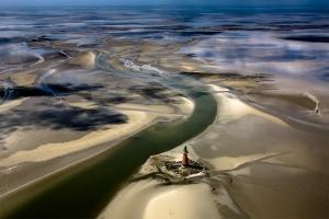 Wattenmeer Bildband entführt zum UNESCO-Weltnaturerbe