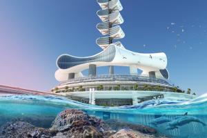 "L'impressionnant complexe "" Grand Cancun Eco Island "" verra le jour en 2020"