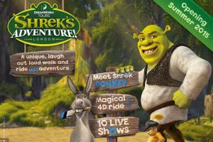 Attention, un ogre s'est install� � Londres !