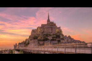 Cet �t� partez � la d�couverte du Mont-Saint-Michel