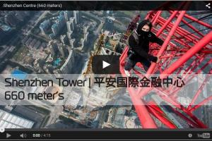 Into the world of Youtube's Urban explorers