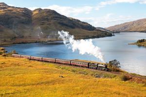 Des vacances magiques dans le train d'harry potter