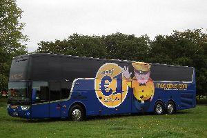 France : nouvelles liaisons pour Megabus