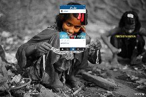 Broken India : l'envers du d�cor des photos d'Instagram