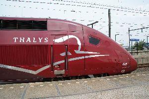 Gr�ve Thalys le 8 et 9 octobre