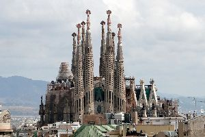 The Sagrada Familia in Barcelona now enters its final stages of construction