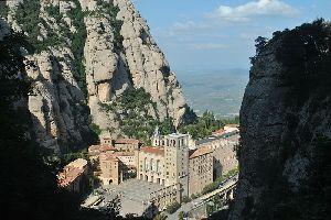 Los monasterios de Espa�a