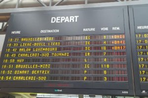 Top 15 des messages farfelus entendus dans les trains belges