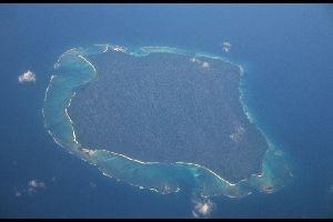 l'isola nel golfo del bengala abitata da indigeni aggressivi e diffidenti