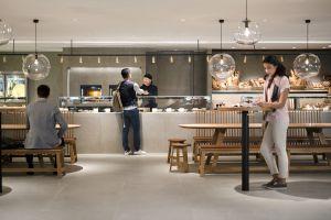Aéroport de Hong Kong  Cathay Pacific dévoile son nouveau salon affaires