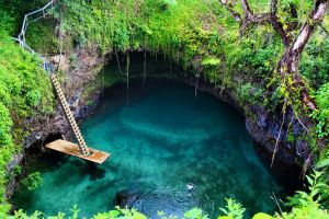 Clearest waters around the world to swim in before you die