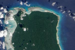 Images from the most dangerous North Sentinel island in the world Andaman India