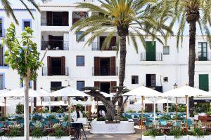 Voyage à Ibiza au 105 Suites dans un restaurant branché et ses appartements de luxe