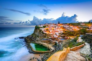 The world's most amazing cliff-side towns and villages