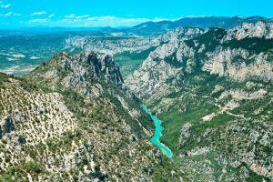 Europas Grand Canyon, Die Verdon-Schlucht in der Provence