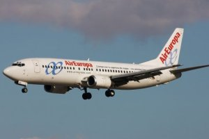 air europa volara de madrid a la ciudad argentina de cordoba en diciembre