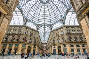Italy's most beautiful gallerias