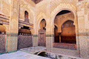 riapre la biblioteca più antica al mondo a fez marocco