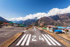 World's most dangerous runway Nepal Lukla