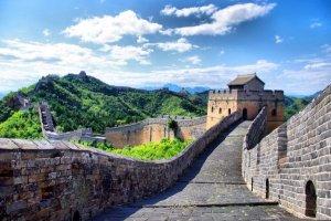 lavori alla muraglia cinese mal eseguiti