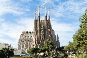 gaudi's vision of the sagrada familia finally to come to life