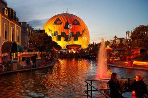 Voyage à Europa Park pour Halloween