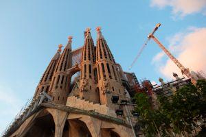 Sagrada Familia - Fertigstellung in 10 Jahren?