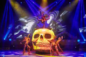 Voyage à PortAventura pour Halloween