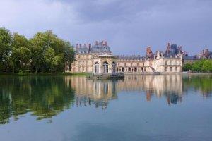 cosa vedere al castello di fontainebleau a sud di Parigi