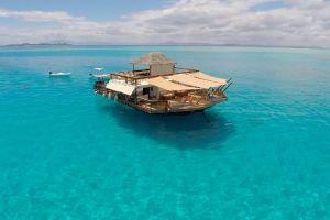 VIDEO Dieses außergewöhnliche Restaurant schwimmt mitten auf dem Pazifik