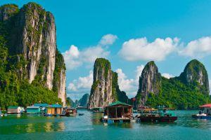 Voyage au Vietnam dans le plus grand téléphérique du monde