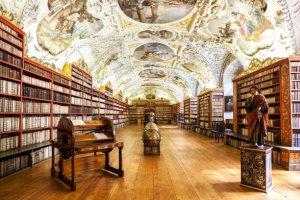 Top 15 der schönsten Bibliotheken, die Ihnen den Atem rauben