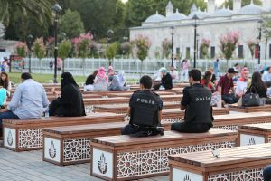Foreign Office issues warning Istanbul