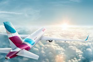 Billet d'avion pas cher pour un vol direct Paris Salzbourg avec la compagnie aérienne Eurowings