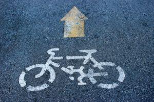 Polen - Solarenergie für einen Fahrradweg