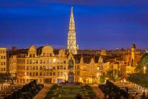 bruselas mont des arts foto mas bonita