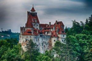 halloween en castillo de dracula